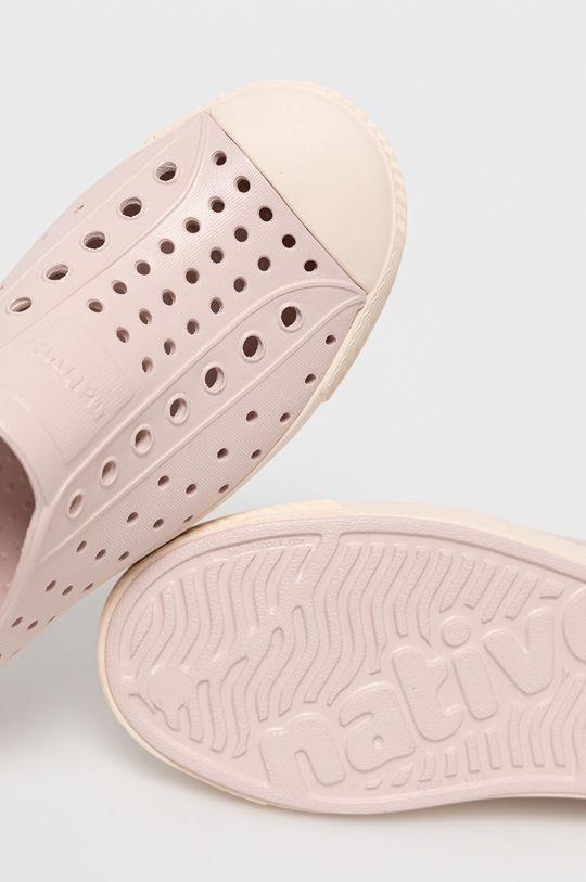 pastelowy różowy Native - Tenisówki dziecięce