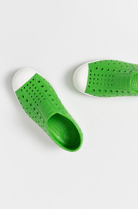 zielony Native - Tenisówki dziecięce