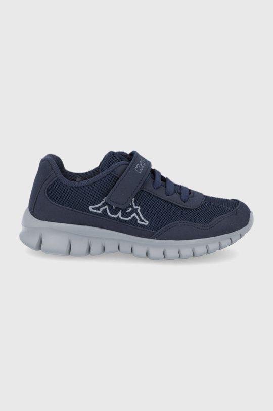 námořnická modř Kappa - Dětské boty Follow BC Dětský