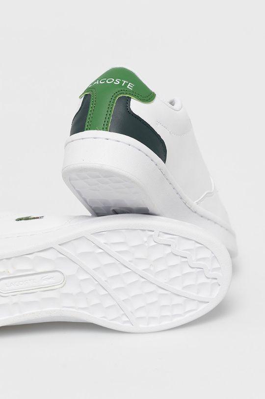 Lacoste - Pantofi copii  Gamba: Material sintetic, Piele naturala Interiorul: Material textil