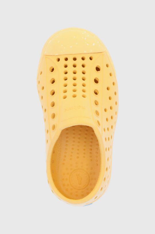 žlutá Native - Dětské tenisky Jefferson