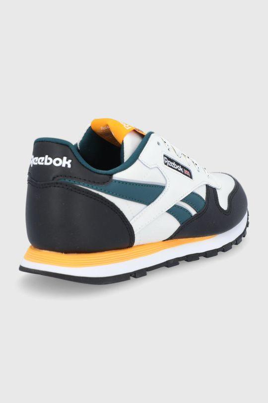 Reebok Classic - Dětské boty G58334  Svršek: Textilní materiál, Přírodní kůže Vnitřek: Textilní materiál Podrážka: Umělá hmota