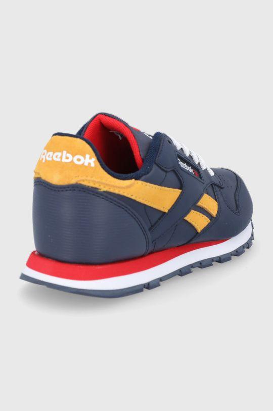 Reebok Classic - Dětské boty CL LTHR  Svršek: Umělá hmota, Přírodní kůže Vnitřek: Textilní materiál Podrážka: Umělá hmota