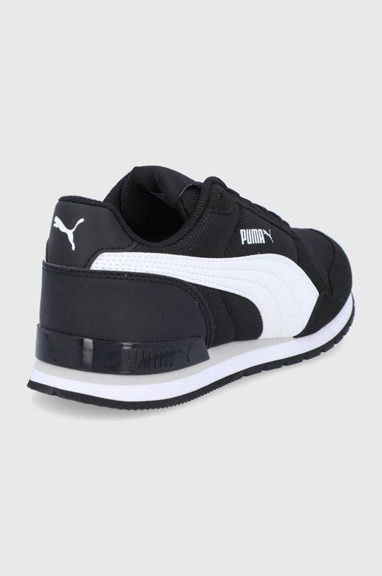 Puma - Detské topánky ST Runner v2 Mesh  Zvršok: Syntetická látka, Textil Vnútro: Textil Podrážka: Syntetická látka