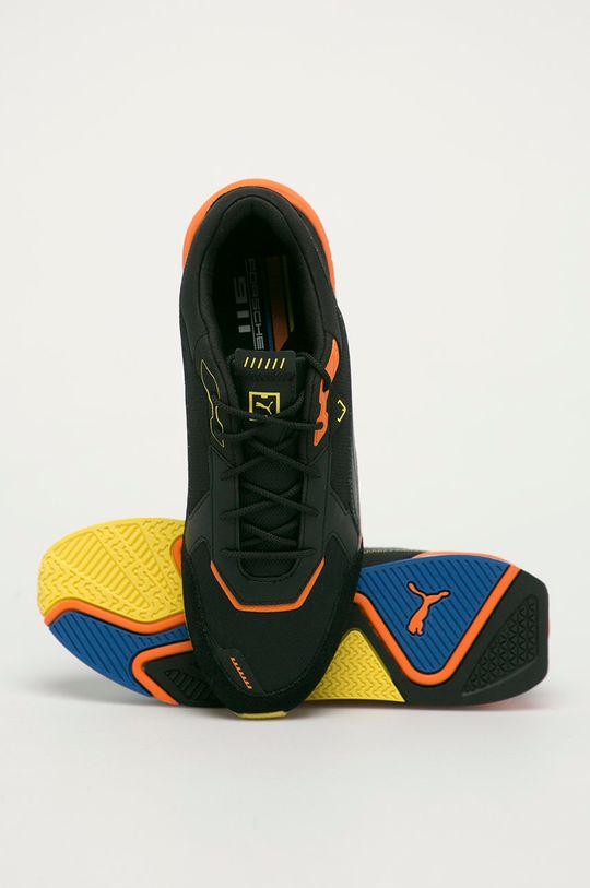 čierna Puma - Topánky Low Racer
