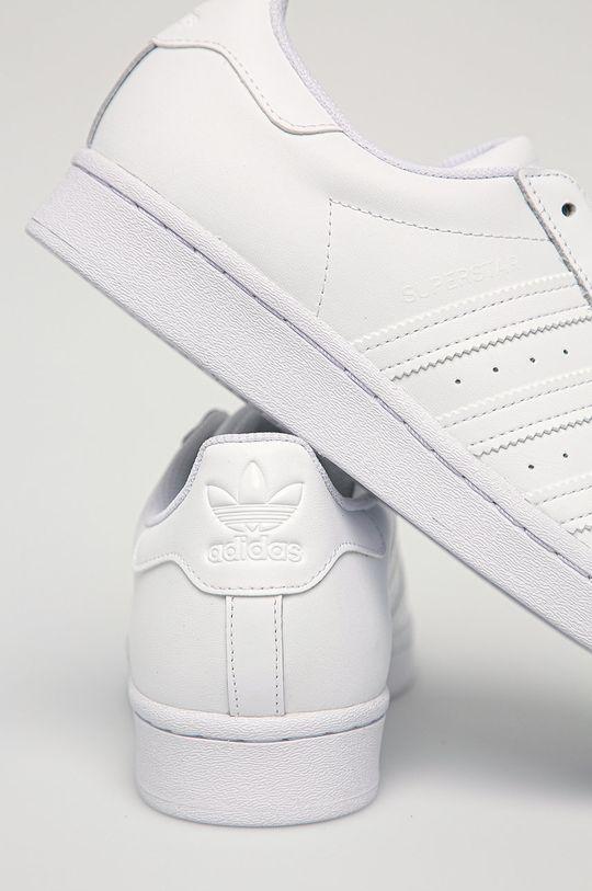 adidas Originals - Kožená obuv Superstar  Zvršok: Prírodná koža Vnútro: Syntetická látka Podrážka: Syntetická látka