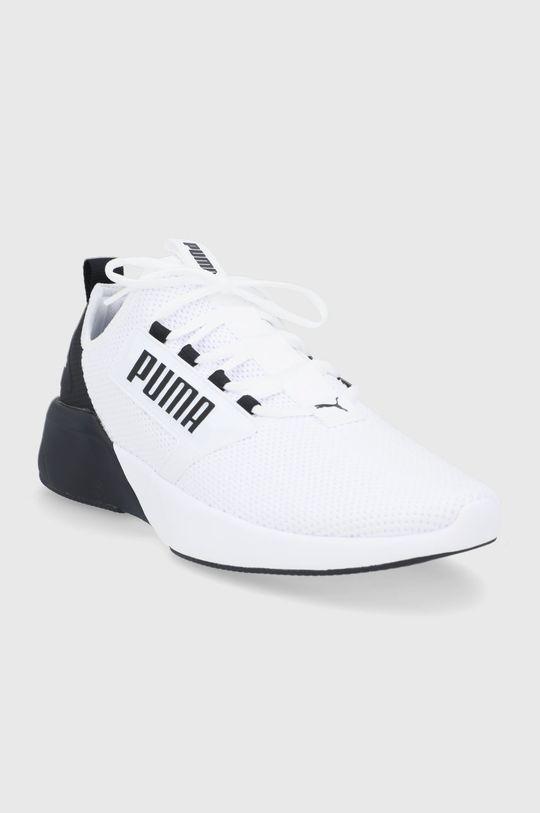 Puma - Boty Retaliate bílá