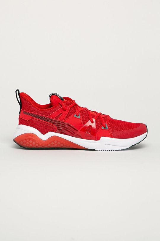 červená Puma - Topánky Cell Fraction Pánsky