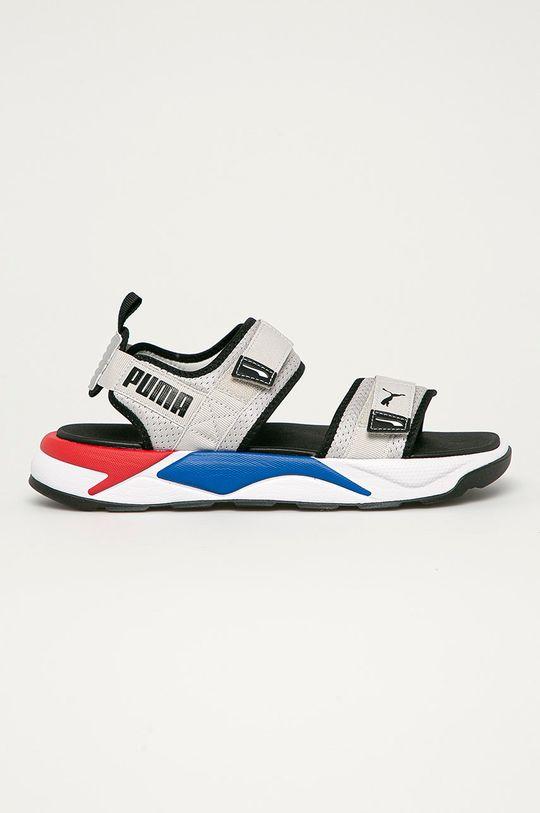 svetlosivá Puma - Sandále RS-Sandal Pánsky