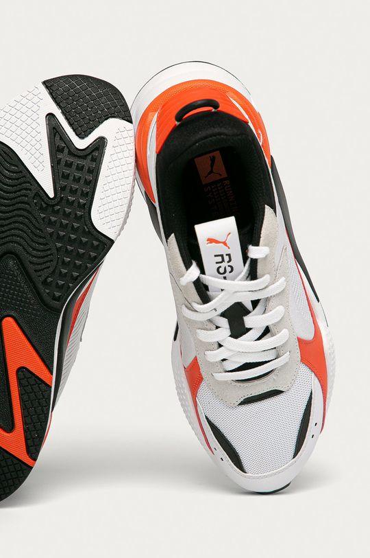 alb Puma - Pantofi RS-X Mix