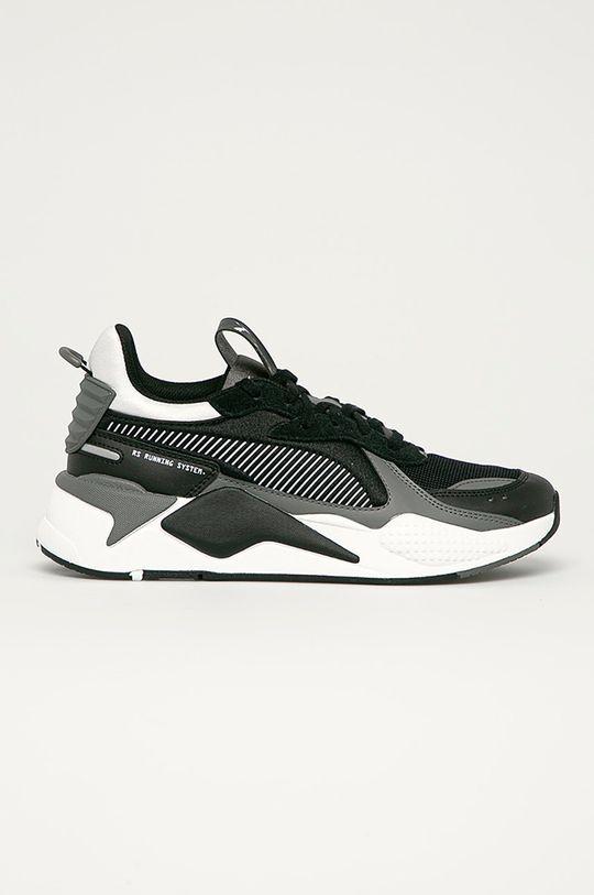 čierna Puma - Topánky RS-X Mix Pánsky