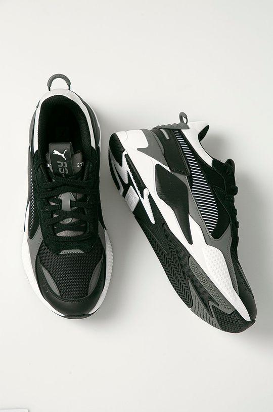čierna Puma - Topánky RS-X Mix