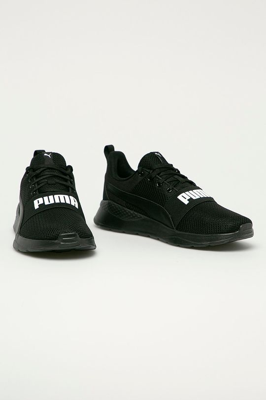 Puma - Topánky Anzarun čierna