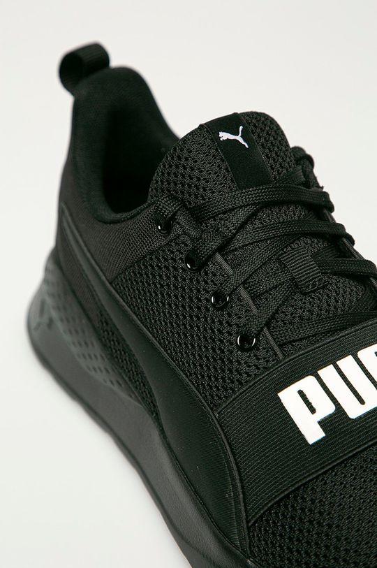 čierna Puma - Topánky Anzarun