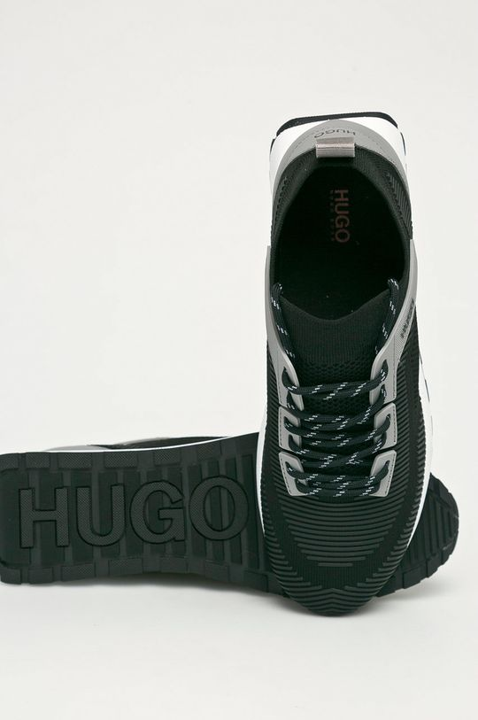 czarny Hugo - Buty