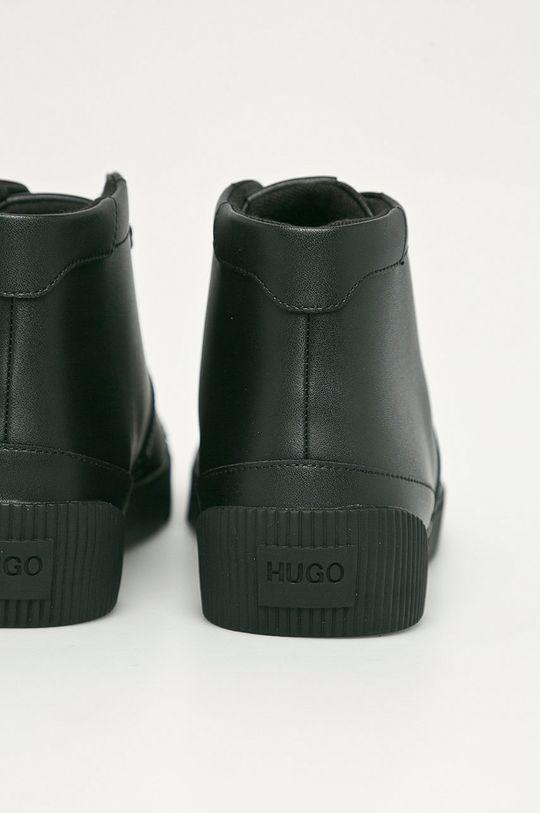 Hugo - Kožená obuv  Zvršok: Prírodná koža Vnútro: Syntetická látka, Textil Podrážka: Syntetická látka