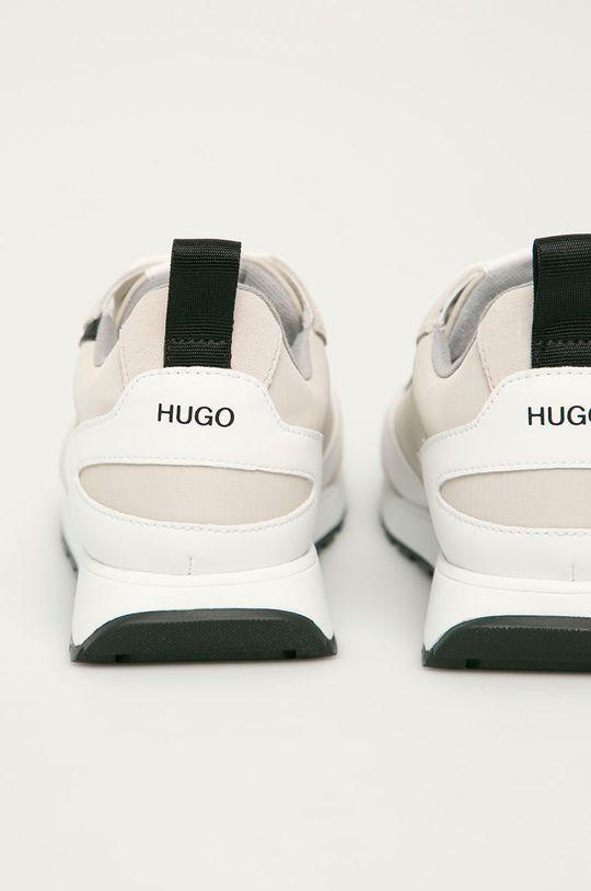 Hugo - Boty  Svršek: Umělá hmota, Textilní materiál, Přírodní kůže Vnitřek: Umělá hmota, Textilní materiál Podrážka: Umělá hmota