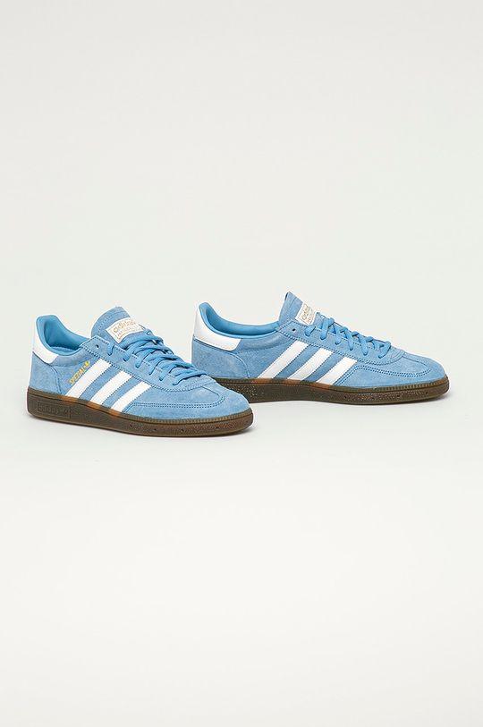 adidas Originals - Topánky Handball Spezial svetlomodrá