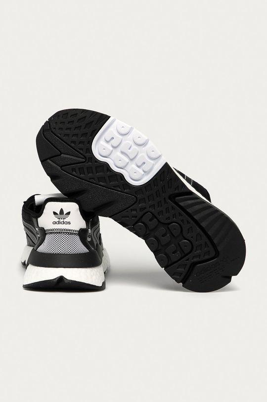 adidas Originals - Topánky Nite Jogger  Zvršok: Syntetická látka, Textil Vnútro: Textil Podrážka: Syntetická látka