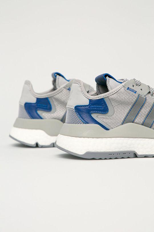 adidas Originals - Topánky Nite Jogfer  Zvršok: Textil, Prírodná koža Vnútro: Textil Podrážka: Syntetická látka