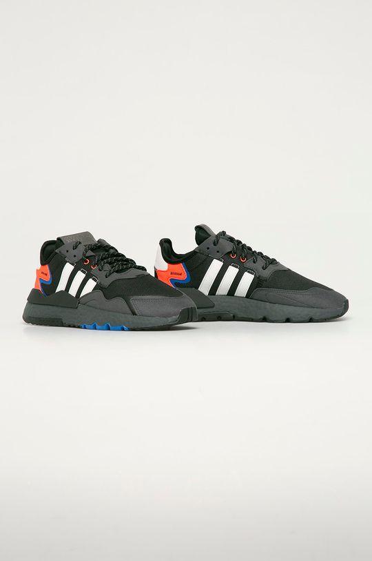 adidas Originals - Topánky Nite Jogger čierna