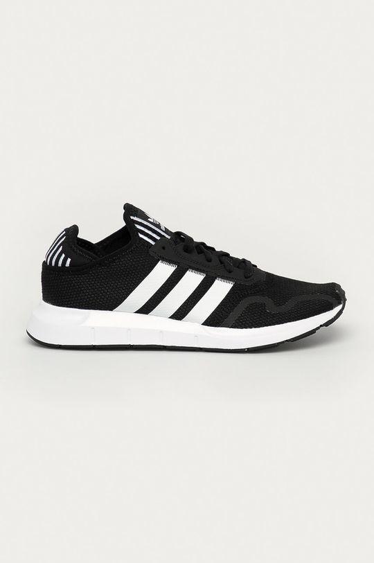černá adidas Originals - Boty Swift Run X Pánský