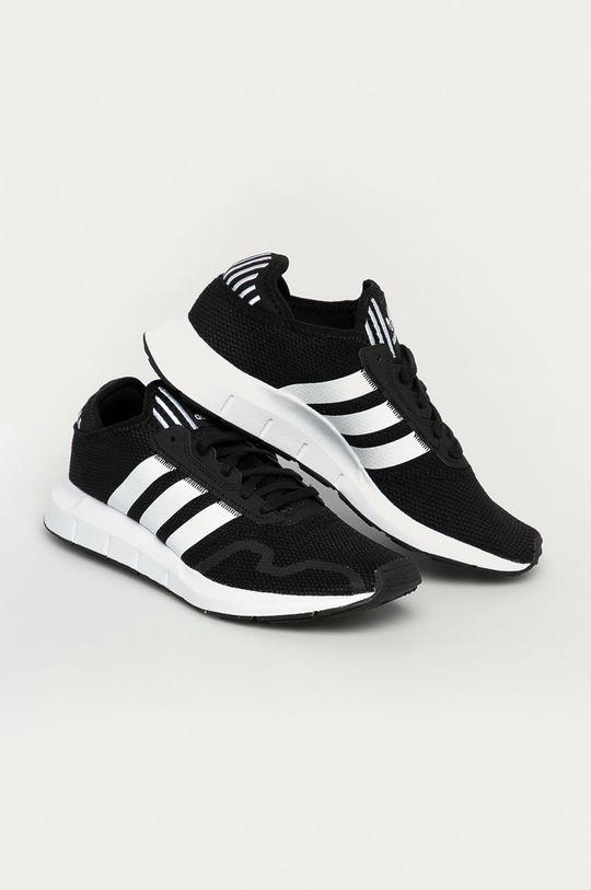 adidas Originals - Boty Swift Run X černá
