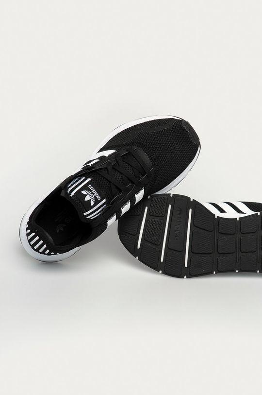 černá adidas Originals - Boty Swift Run X