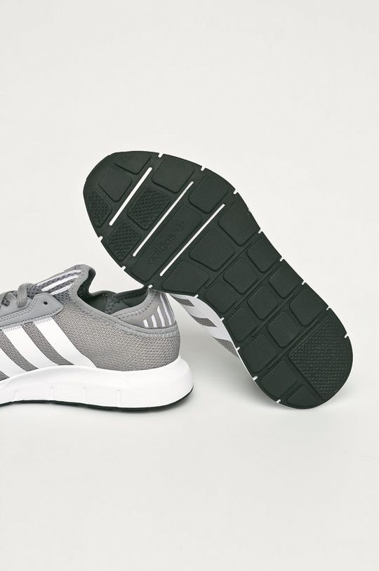 jasny szary adidas Originals - Buty Swift Run