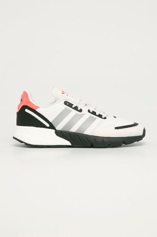 biela adidas Originals - Topánky Zx 1K Boost Pánsky