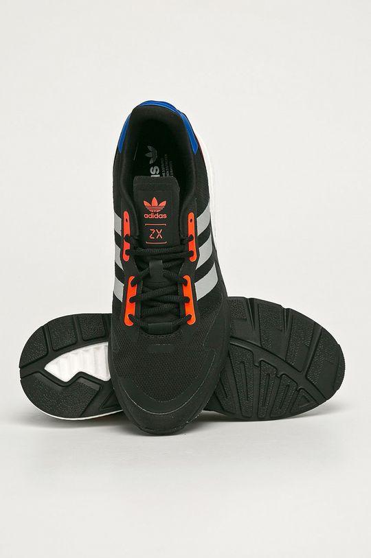 čierna adidas Originals - Topánky ZX 1K Boost