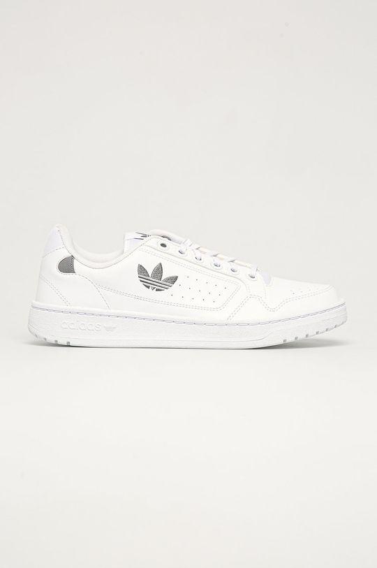 biały adidas Originals - Buty Ny 90 Męski