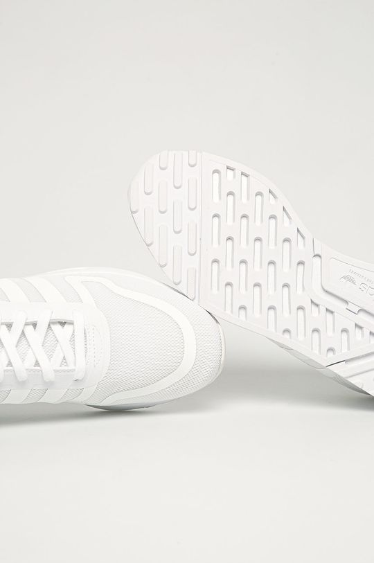 biela adidas Originals - Topánky Multix