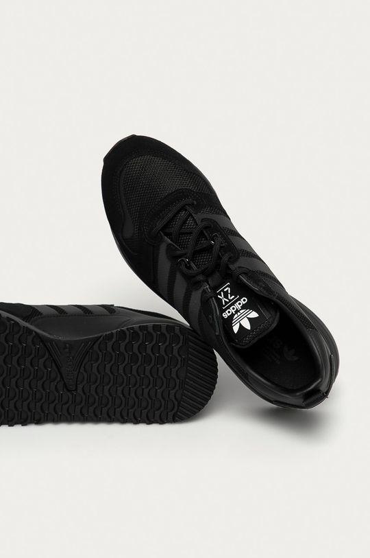 czarny adidas Originals - Buty ZX 700 HD