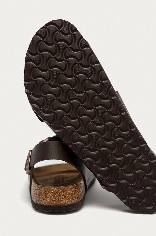 Birkenstock - Sandále Milano  Zvršok: Syntetická látka Vnútro: Semišová koža Podrážka: Syntetická látka