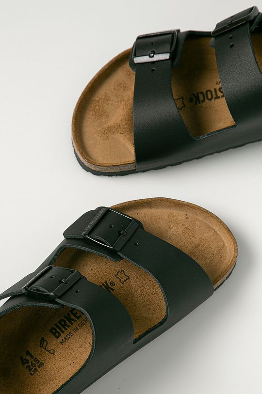 Birkenstock - Sandale de piele Milano  Gamba: Piele naturala Interiorul: Piele naturala Talpa: Material sintetic