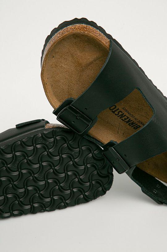 negru Birkenstock - Sandale de piele Milano