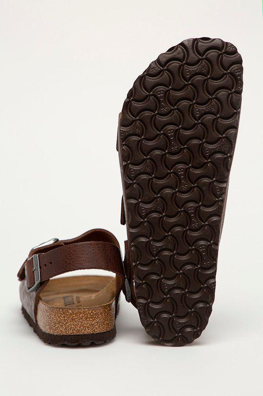 Birkenstock - Kožené sandále Milano  Zvršok: Prírodná koža Vnútro: Prírodná koža Podrážka: Syntetická látka