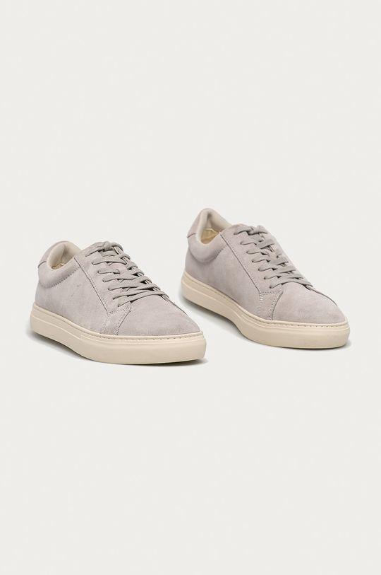 Vagabond - Semišové boty Paul šedá