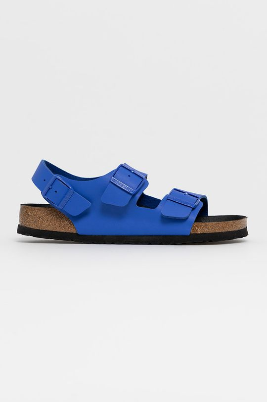 niebieski Birkenstock - Sandały Milano Męski