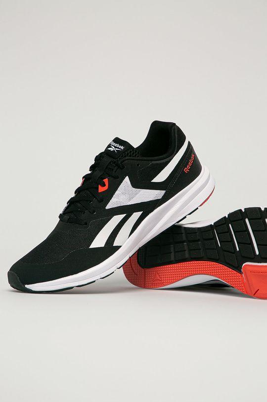 čierna Reebok - Topánky Runner 4.0