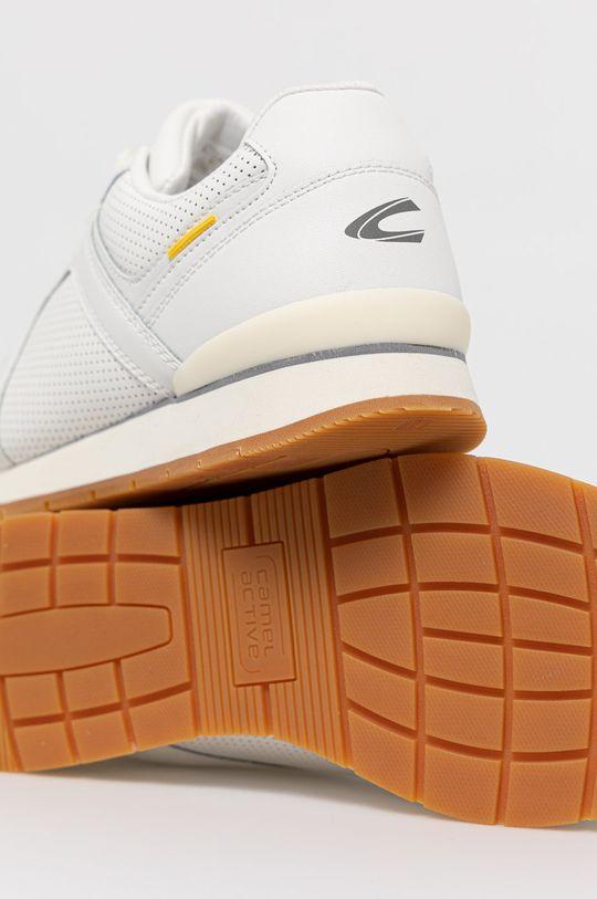 Camel Active - Kožená obuv  Zvršok: Prírodná koža Vnútro: Textil Podrážka: Syntetická látka