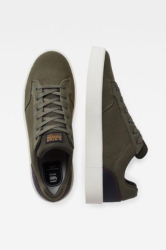 G-Star Raw - Topánky zelená