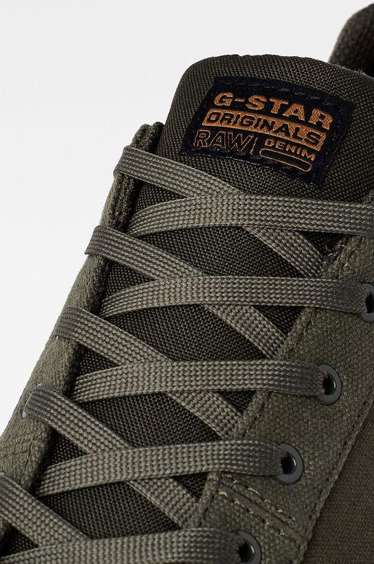 G-Star Raw - Topánky  Zvršok: Textil Podrážka: Syntetická látka Vložka: Textil
