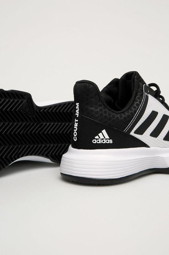 adidas Performance - Buty CourtJam Bounce Clay Tennis Cholewka: Materiał syntetyczny, Materiał tekstylny, Wnętrze: Materiał tekstylny, Podeszwa: Materiał syntetyczny