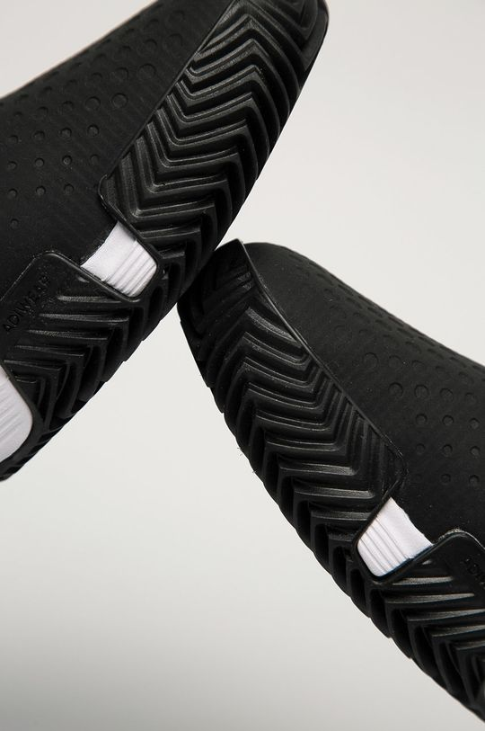 czarny adidas Performance - Buty CourtJam Bounce Clay Tennis