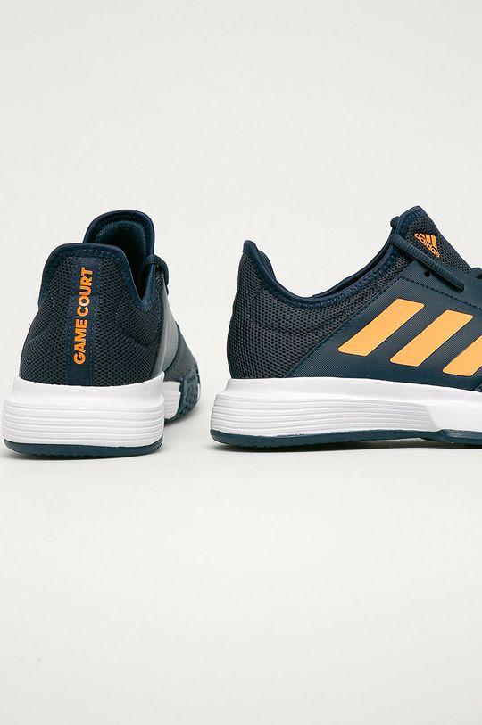 adidas Performance - Topánky GameCourt M  Zvršok: Syntetická látka, Textil Vnútro: Textil Podrážka: Syntetická látka