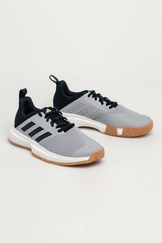 adidas Performance - Topánky Essence sivá