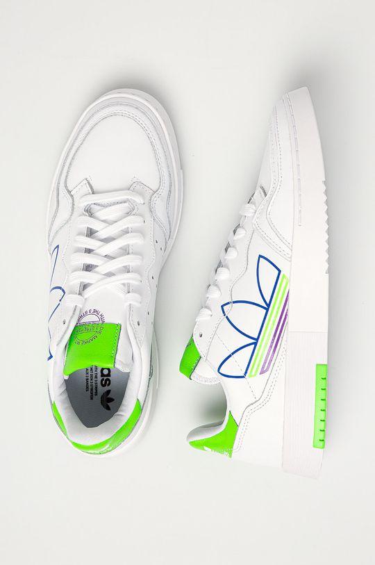 adidas Originals - Kožená obuv SUPERCOURT Pánsky