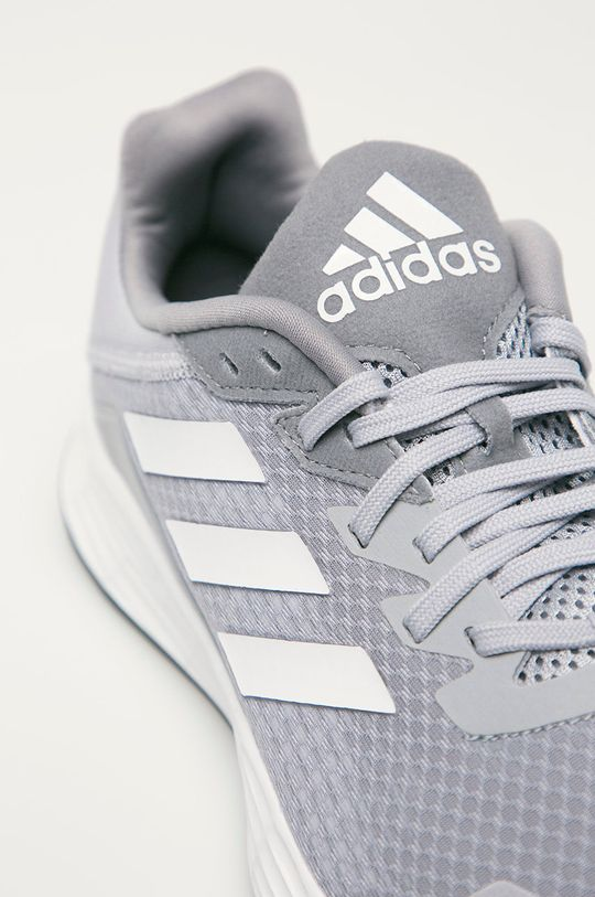 šedá adidas - Boty Duramo